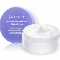 薰衣草淨白蒸氣霜 Lavender Detox-White Steam Cream