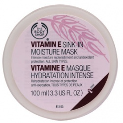 維他命E抗氧化保濕面膜 VITAMIN E SINK-IN MOISTURE MASK