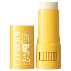 CLINIQUE 倩碧 全陽防護系列-全陽防曬膏 SPF45 PA+++ SPF 45 Targeted Protection Stick