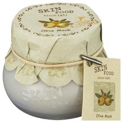 橄欖極潤晶亮面膜 Olive Mask