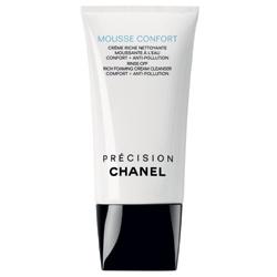 CHANEL 香奈兒 洗顏-深層保濕水潤潔膚乳 Mousse Confort
