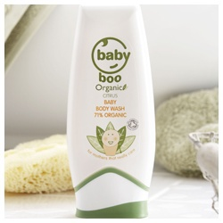 有機柑橘沐浴露 Citrus Baby Body Wash