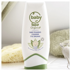 有機薰衣草泡沫沐浴露 Lavender Baby Foaming Cleanser