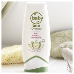 Baby Boo Organic 洗髮-有機薰衣草洗髮水 Lavender Baby Shampoo