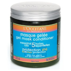 L'OCCITANE 歐舒丹 夏日防護系列-夏日防護潤髮膜 Gel Mask Conditioner