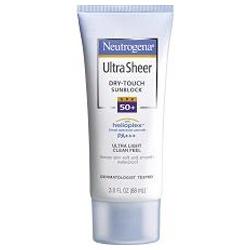 Neutrogena 露得清 身體防曬-輕透無感防曬乳 SPF50+ PA+++