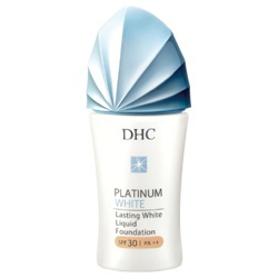 白金恆采粉底液 SPF30 PA++ Lasting white liquid Foundation SPF30 PA++
