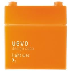 橘積木輕髮蠟 Light wax