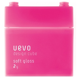 髮妝‧造型產品-粉紅積木柔軟有光澤 Soft gloss