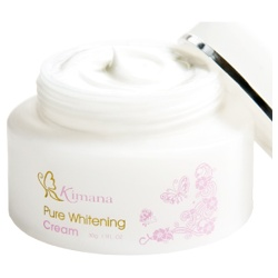 Kimana 奇瑪娜 PURE WHITE 美白方程式橙白保養系列-純白精純乳霜 Pure Whitening Cream