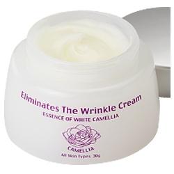 Kimana 奇瑪娜 CAMELLIA 水感動能白茶花保養系列-活膚抗皺精華霜 ESSENCE OF WHITE CAMELLIA Eliminates The Wrinkle Cream