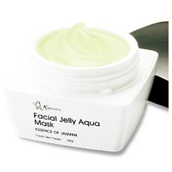 Kimana 奇瑪娜 保養面膜-輕潤平衡凝凍面膜 ESSENCE OF JASMINE Facial Jelly Aqua Mask
