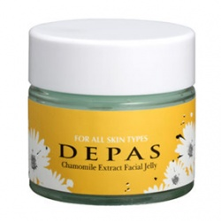 DEPAS 保養面膜-極致煥白水凝凍膜 Chamomile Extract Facial Jelly