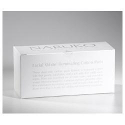 NARUKO 牛爾親研 化妝棉 / 美容工具系列-晶透角質光采化妝棉 Facial White Illuminating Cotton Pads