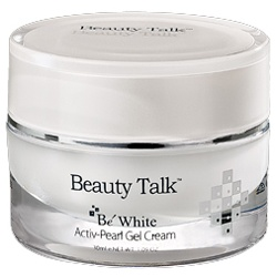 Beauty Talk 美人語 凝膠‧凝凍-晶透亮白水凝膠 Be' White Activ-Pearl Gel Cream