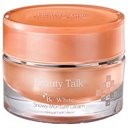 Beauty Talk 美人語 亮白系列-水漾亮白霜 Be' White Snowy Moisture Cream
