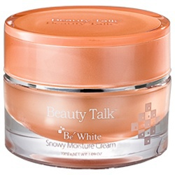水漾亮白霜 Be' White Snowy Moisture Cream