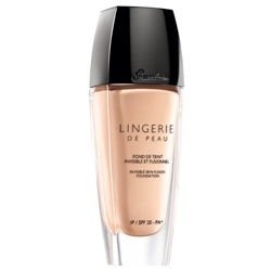 輕裸感粉底液 SPF20 PA+ LINGERIE DE PEAU Invisible Skin-Fusion Foundation