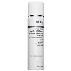 DR.WU 達爾膚醫美保養系列 基礎保養系列-雙效舒緩潔膚卸妝液 Gentle Soothing Cleanser & Make-up Remover