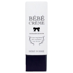 陶瓷娃娃晶透粉底液 BEBE CREME FOUNDATION OF YOUTH