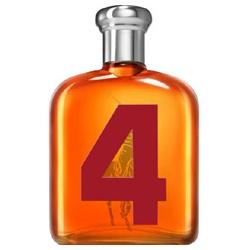 RALPH LAUREN Men Fragrance-#4時尚香水 RL Orange #4 Eau de Toilette
