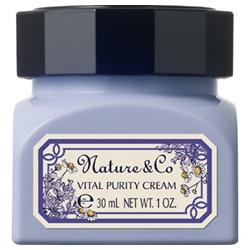 Nature&Co 臉部保養系列-純淨活顏霜 Cream