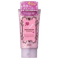 薔薇愛戀香體霜  Happy Bath Day Precious Rose Rose Enrich Body Butter