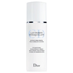 Dior 迪奧 卸妝清潔調理系列-淨透卸妝乳 Purifying Cleansing Milk Face and Eyes