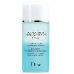 Dior 迪奧 卸妝清潔調理系列-雙效眼妝卸除液 Instant Eye Makeup Remover Sensitive Eyes
