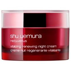 shu uemura 植村秀 紅の活妍肌精系列-紅の活妍肌精賦活晚霜 red:juvenus vitalizing renewing night cream