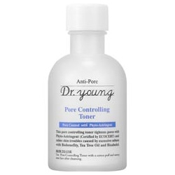 Dr.young 化妝水-毛孔緊緻爽膚水 Pore Controlling
