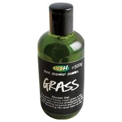 LUSH 沐浴清潔-森林浴 Grass