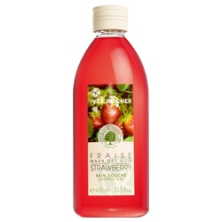 Yves Rocher 伊夫‧黎雪 樂活果萃系列-初戀草莓沐浴露