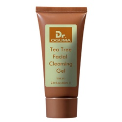 OGUMA 水美媒 DR.OGUMA系列-茶樹毛孔潔淨凝膠 Tea Tree Facial Cleansing Gel