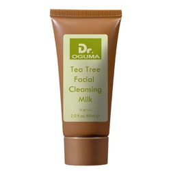 OGUMA 水美媒 DR.OGUMA系列-茶樹毛孔潔淨卸妝乳 Tea Tree Facial Cleansing Milk