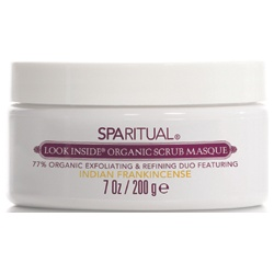 SPARITUAL 身體去角質-超微晶煥白去角質霜 Look InsideR Scrub Masque With Frankincense Essential Oil