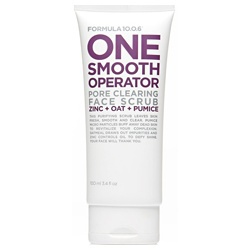毛孔淨化去角質調理洗面露 ONE SMOOTH OPERATOR PORE CLEARING FACE SCRUB