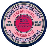 乳油木玫瑰果保濕身體霜 Vineyard Rose Ultra Rich Body Cream