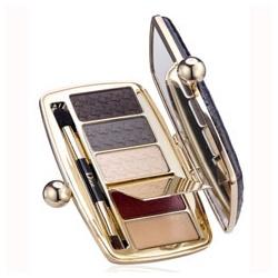 Dior 迪奧 彩妝組合-金燦彩妍手拿包