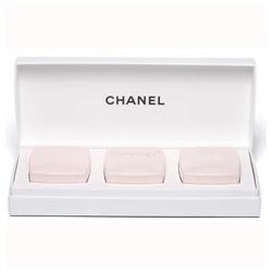CHANEL 香奈兒 N°5系列-N°5經典香水皂禮盒