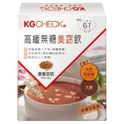 KG CHECK  美窈食品系列-高纖無糖美窈飲-麥香豆奶
