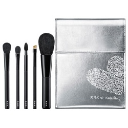 紐約愛心時尚刷具組 RMK CHRISTMAS BRUSH SET 2010