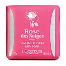 冬日玫瑰沐浴皂 Rose des Neiges Sosp