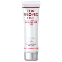亮白淨化無瑕裸妝霜(雪肌) Melasleep Whitening Blemish Balm Cream(Ivory)