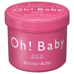 HOUSE OF ROSE Oh!Baby親愛寶貝系列-Oh!Baby親愛寶貝去角質美體霜(升級版) Oh!Baby Body Smoother