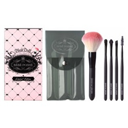 奢華娃娃刷具組 BEBE POSHE Plush Doll Brush Set