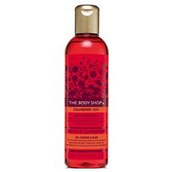 蔓越莓雙效沐浴膠