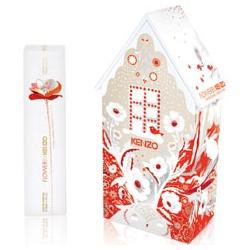 花淡香精冬季限量版聖誕屋 FLOWER BY KENZO Winter Flower House Boxes