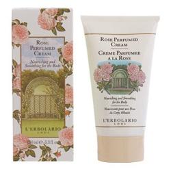 L`ERBOLARIO 蕾莉歐 身體保養-玫瑰芳香潤膚霜 Rose Afterbath Cream