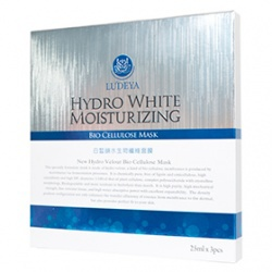 白皙鎖水生物纖維面膜 Hydro White Moisturizing Bio Cellulose Mask